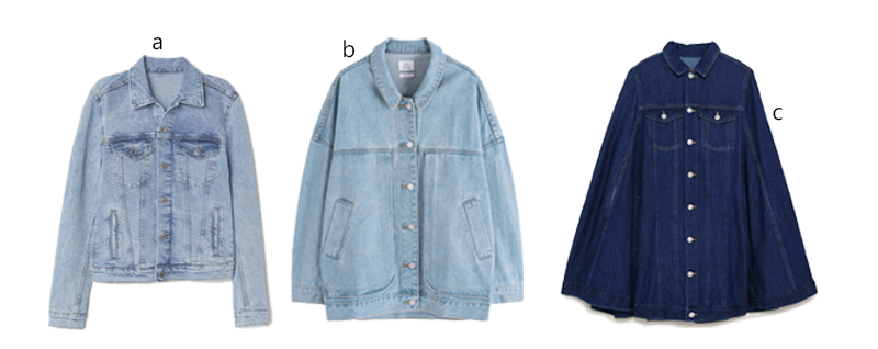 Denim Jacket丹寧外套