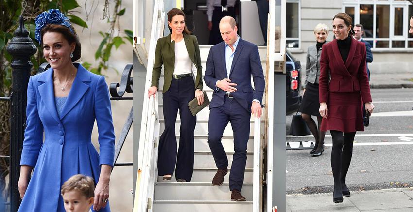 美周報|凱特王妃西裝外套