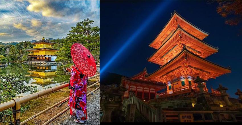 美周報|日本寺廟