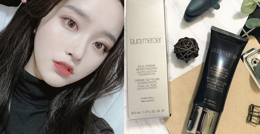 Laura mercier|美周報