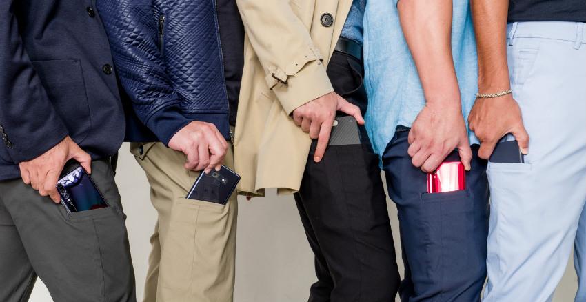 手機放前後口袋位置|美周報