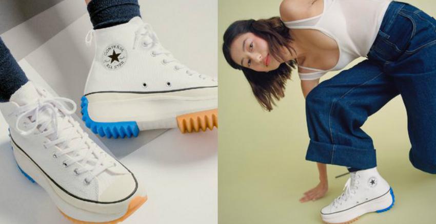 Converse小白鞋推聯名款|美周報