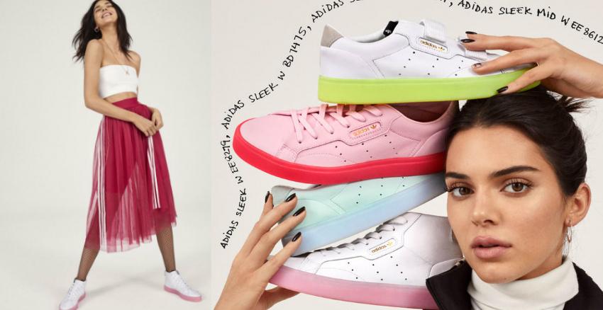 Adidas小白聯名鞋|美周報